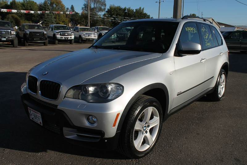 2007 BMW X5 for sale at LA MOTORSPORTS in Windom MN
