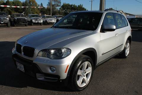 2007 BMW X5 for sale at LA MOTORSPORTS in Windom MN