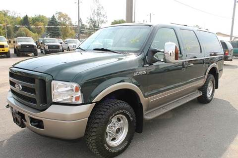 2005 Ford Excursion for sale at LA MOTORSPORTS in Windom MN