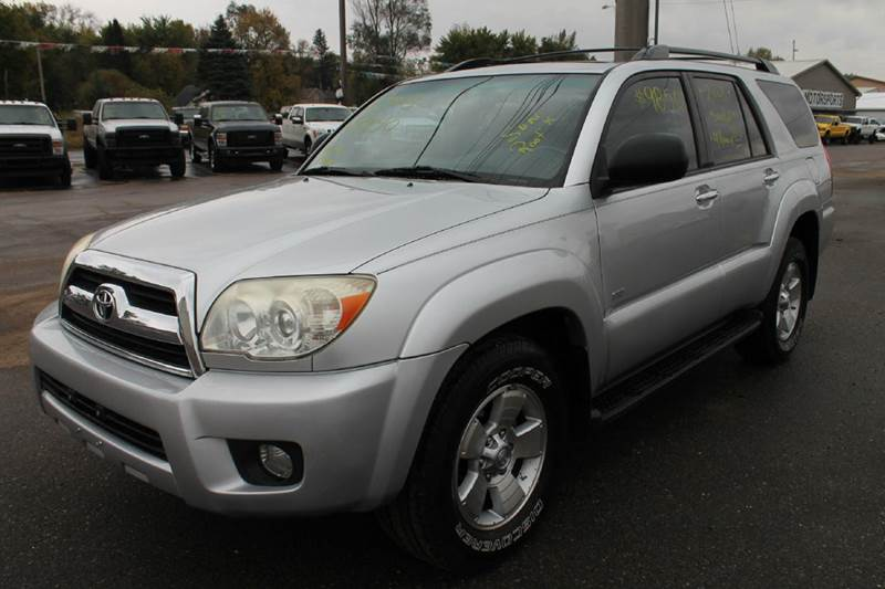 2008 Toyota 4Runner for sale at LA MOTORSPORTS in Windom MN