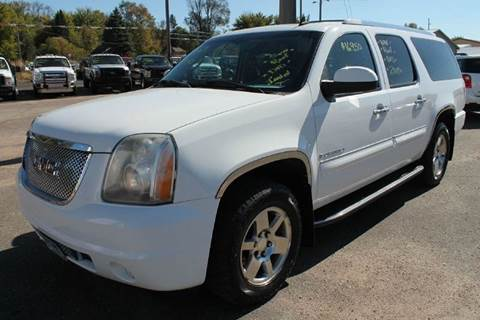2007 GMC Yukon XL for sale at LA MOTORSPORTS in Windom MN