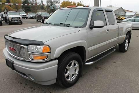 2004 GMC Sierra 1500 for sale at LA MOTORSPORTS in Windom MN