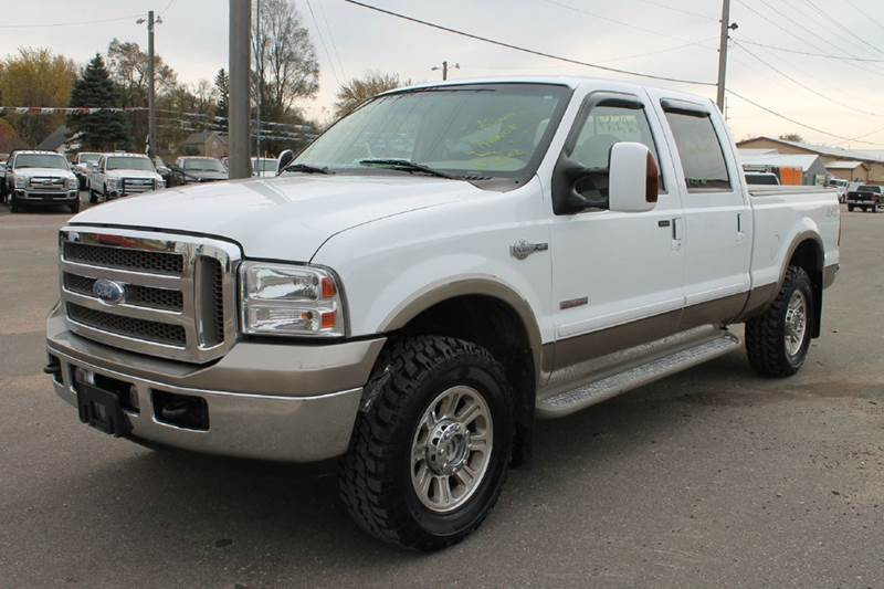 2006 ford f 250 super duty king ranch diesel 4dr crew cab. Black Bedroom Furniture Sets. Home Design Ideas