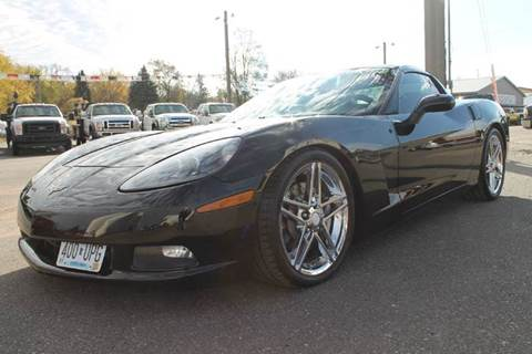 2005 Chevrolet Corvette for sale at LA MOTORSPORTS in Windom MN