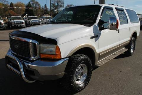 2001 Ford Excursion for sale at LA MOTORSPORTS in Windom MN
