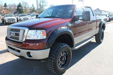 2007 Ford F-150 for sale at LA MOTORSPORTS in Windom MN