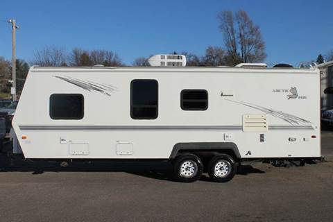 2000 ACTIC FOX 25' CAMPER for sale at LA MOTORSPORTS in Windom MN