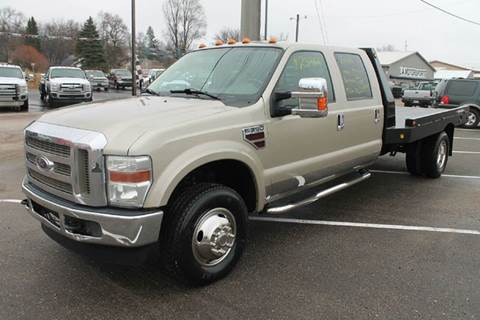 2008 Ford F-350 Super Duty for sale at LA MOTORSPORTS in Windom MN