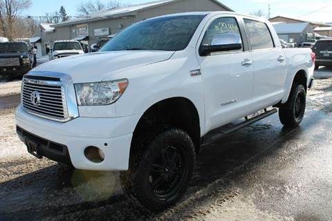 2010 Toyota Tundra for sale at LA MOTORSPORTS in Windom MN