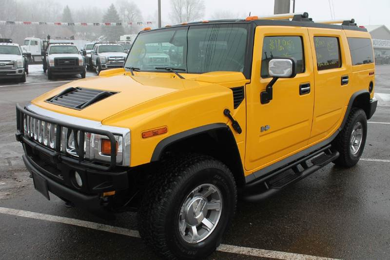 2003 Hummer H2 4dr Lux Series 4wd Suv In Windom Mn L A Motor Sports