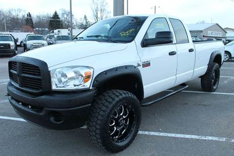 2009 Dodge Ram Pickup 2500 for sale at LA MOTORSPORTS in Windom MN