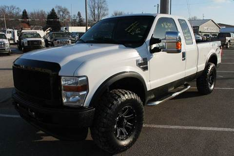 2009 Ford F-250 Super Duty for sale at LA MOTORSPORTS in Windom MN