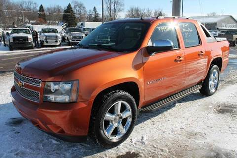 2007 Chevrolet Avalanche for sale at LA MOTORSPORTS in Windom MN