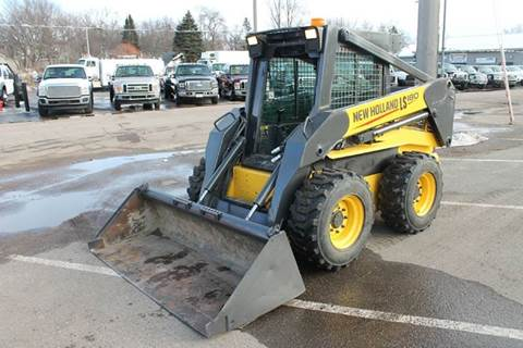 2000 New Holland LS180 for sale at LA MOTORSPORTS in Windom MN