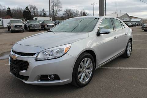 2014 Chevrolet Malibu for sale at LA MOTORSPORTS in Windom MN
