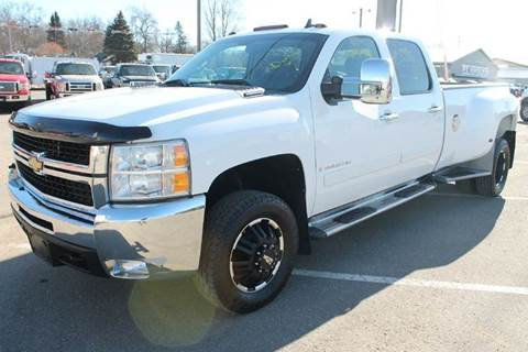 2008 Chevrolet Silverado 3500HD for sale at LA MOTORSPORTS in Windom MN