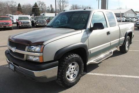 2003 Chevrolet Silverado 1500 for sale at LA MOTORSPORTS in Windom MN