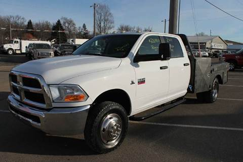 2011 RAM Ram Chassis 3500 for sale at LA MOTORSPORTS in Windom MN
