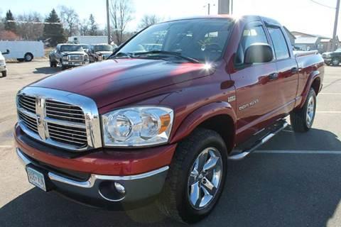 2007 Dodge Ram Pickup 1500 for sale at LA MOTORSPORTS in Windom MN