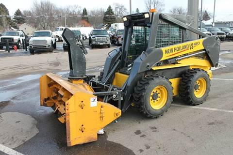 2005 LMC DUAL STAGE BLOWER ATTACHMENT for sale at LA MOTORSPORTS in Windom MN