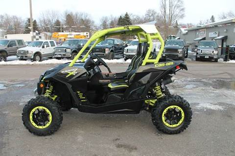 2016 Can-Am Commander xds turbo 1000 for sale at LA MOTORSPORTS in Windom MN