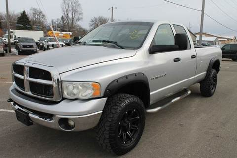 2003 Dodge Ram Pickup 2500 for sale at LA MOTORSPORTS in Windom MN