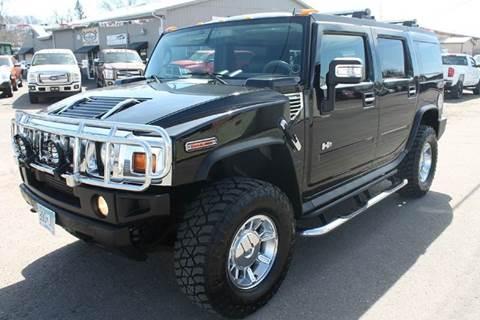 2005 HUMMER H2 for sale at LA MOTORSPORTS in Windom MN