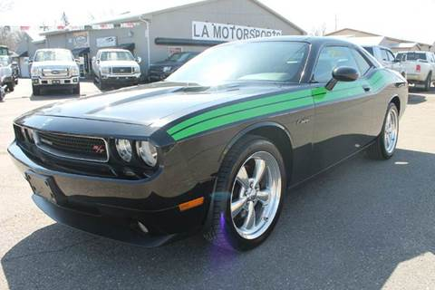 2009 Dodge Challenger for sale at LA MOTORSPORTS in Windom MN
