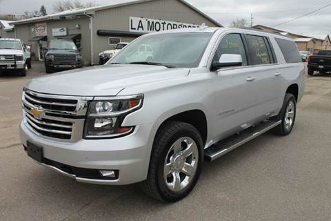 2016 Chevrolet Suburban for sale at LA MOTORSPORTS in Windom MN