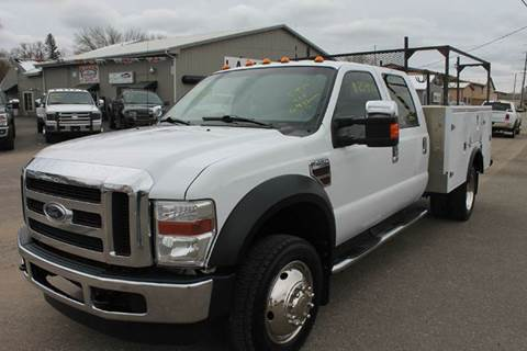 2008 Ford F-450 for sale at LA MOTORSPORTS in Windom MN