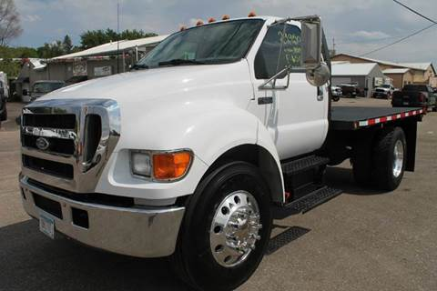 2006 Ford F-650 for sale at LA MOTORSPORTS in Windom MN