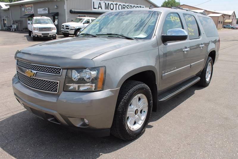 2007 Chevrolet Suburban for sale at LA MOTORSPORTS in Windom MN