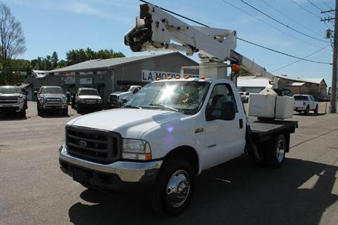 2004 Ford F-450 Super Duty for sale at LA MOTORSPORTS in Windom MN