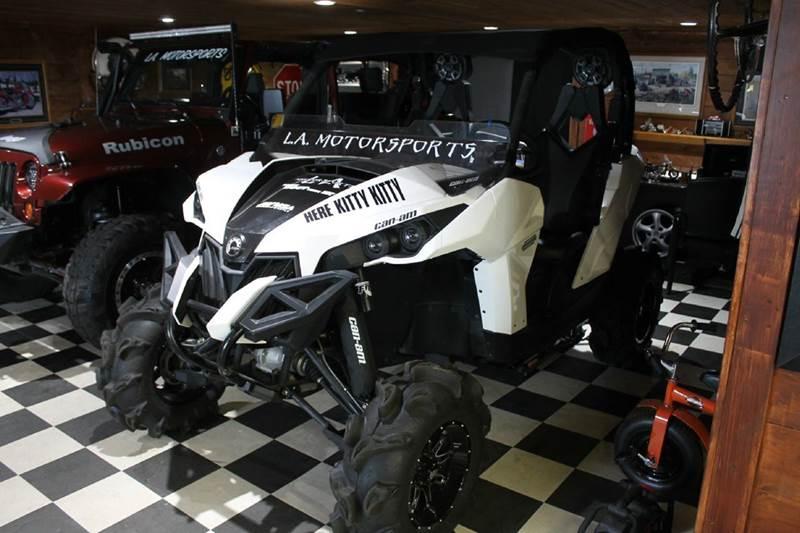 2014 Can-Am maverick for sale at LA MOTORSPORTS in Windom MN
