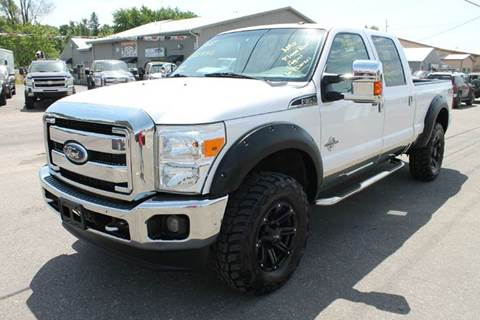 2012 Ford F-350 Super Duty for sale in Windom, MN