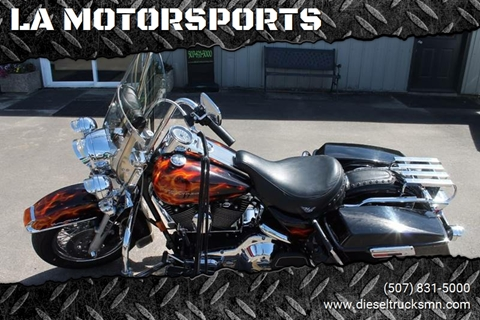 1996 Harley-Davidson Road King for sale in Windom, MN