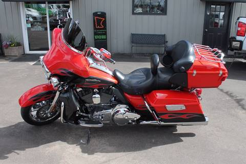 2010 Harley-Davidson CVO for sale at LA MOTORSPORTS in Windom MN
