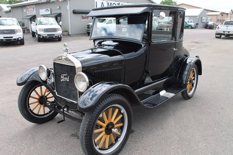 1926 ford model t in windom mn la motorsports. Black Bedroom Furniture Sets. Home Design Ideas