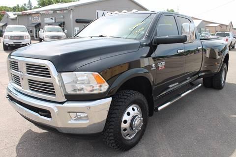 2012 RAM Ram Pickup 3500 for sale at LA MOTORSPORTS in Windom MN