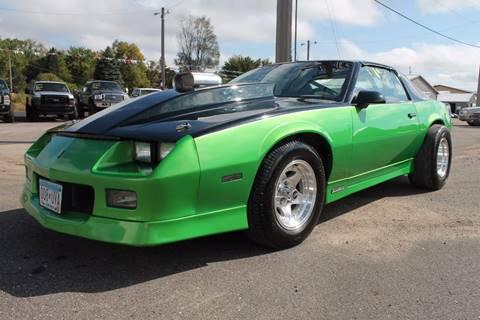 1992 Chevrolet Camaro for sale at LA MOTORSPORTS in Windom MN