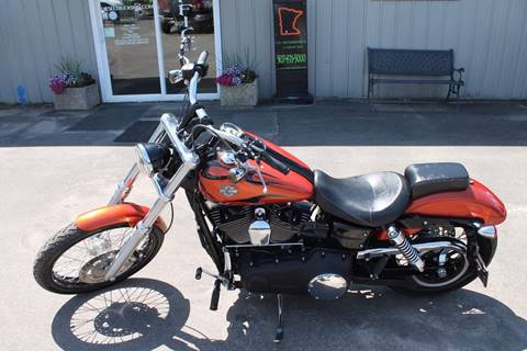 2011 Harley-Davidson Wide Glide for sale at LA MOTORSPORTS in Windom MN