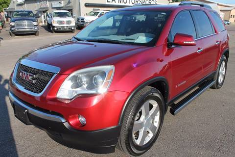2007 GMC Acadia for sale at LA MOTORSPORTS in Windom MN
