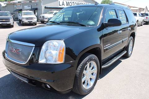 2007 GMC Yukon for sale at LA MOTORSPORTS in Windom MN