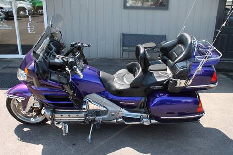 2002 Honda Goldwing for sale in Windom, MN