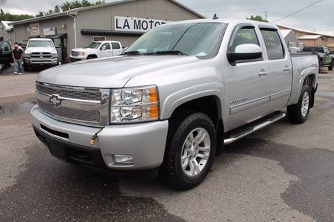 2011 Chevrolet Silverado 1500 for sale at LA MOTORSPORTS in Windom MN