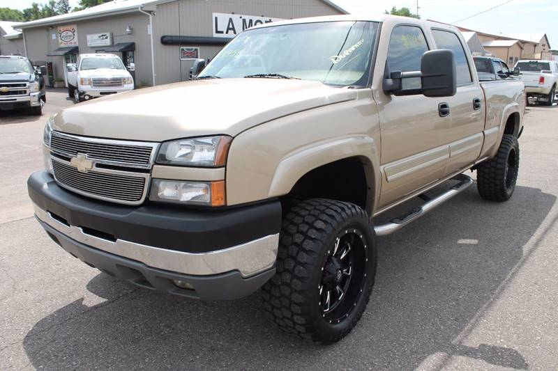 2005 Chevrolet Silverado 2500hd 4dr Extended Cab Ls 4wd Sb In New