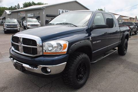 2006 Dodge Ram Pickup 3500 for sale at LA MOTORSPORTS in Windom MN