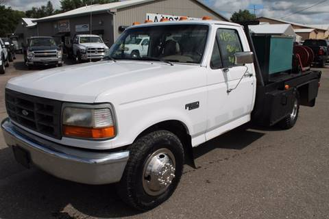1997 Ford F-350 for sale at LA MOTORSPORTS in Windom MN