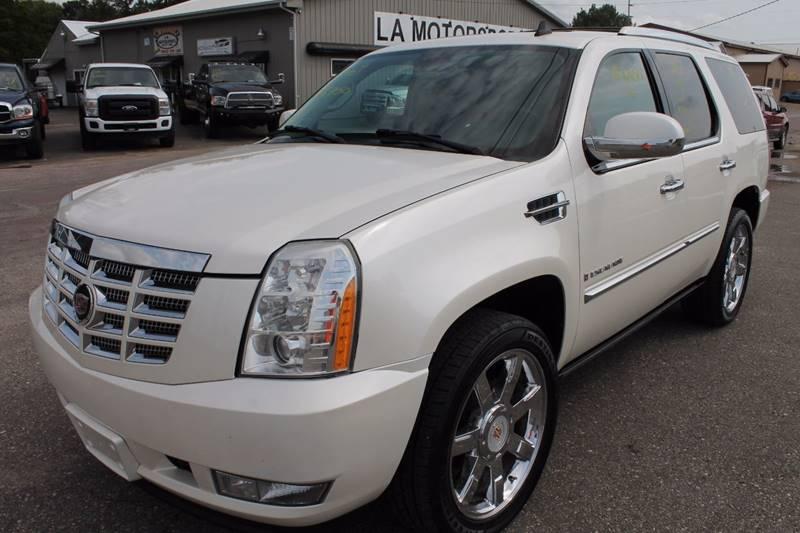 2007 Cadillac Escalade for sale at LA MOTORSPORTS in Windom MN