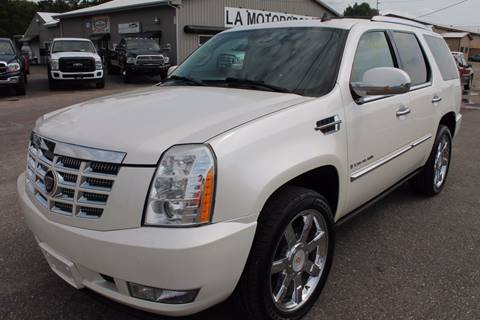 2007 Cadillac Escalade for sale at LA MOTORSPORTS in Windom MN